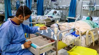 آمار کرونا در ایران امروز شنبه 24 مهر 1400/ فوت 181 بیمار در 24 ساعت گذشته