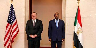 پیشنهاد بی شرمانه آمریکایی ها به سودان