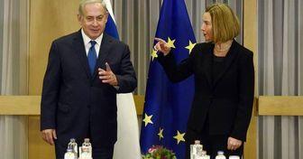 میانه موگرینی با نتانیاهو شکرآب شد