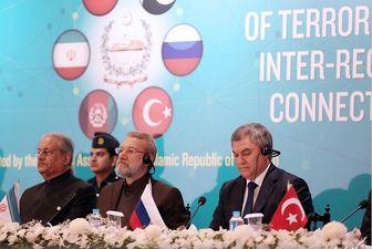 همکاری ایران،روسیه و ترکیه درمبارزه با تروریستها الگوی موفقی بود