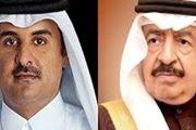 تسلیت امیر قطر در پی فوت نخستوزیر بحرین