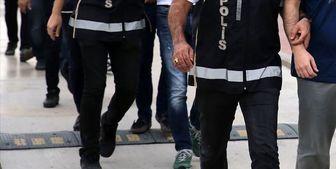دستگیری ۱۰۰ نفر شامل اعضای ارتش در ادامه بگیر و ببندها در ترکیه