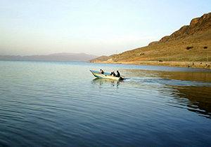 کشف جسد در دریاچه سد سلمان فارسی