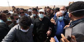 دیدار قالیباف با روتاییان سادات حسینی/ انقلاب اسلامی برای مستضعفان و محرومان است