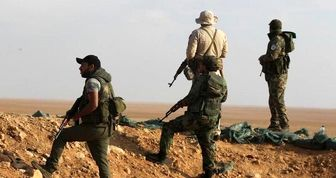 دفع حمله داعش به شرق صلاحالدین عراق توسط الحشدالشعبی
