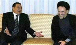 سندمنتشر نشده ازمحتوای ملاقات خاتمی با مبارک