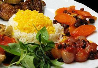 غذای ایرانی سومین مکتب غذایی برتر جهان/اینفوگرافیگ
