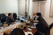 اعضای شورای مرکزی جمعیت پیشرفت و عدالت با چمران دیدار کردند