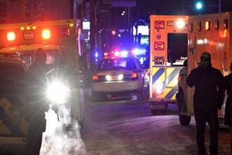 حمله افراد ناشناس به مسجدی در کانادا