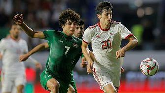 درگیری در اردوی عراقیها پیش از دیدار با تیم ملی فوتبال ایران