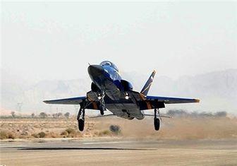 جدیدترین جنگنده ایرانی رونمایی شد