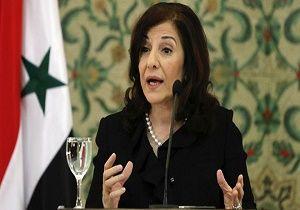 مشاور اسد: آمریکا از اعمال زشت و غیرقانونی خود فرار کرد