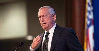 وزیر دفاع آمریکا بار دیگر ایران را «رژیم سرکش» خواند