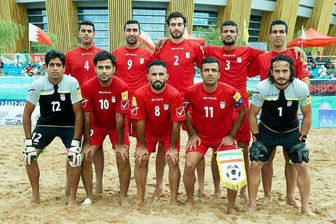پیروزی تیم ملی ایران مقابل روسیه