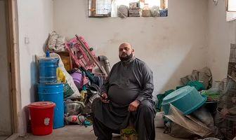 مردی که طالبان برای سرش جایزه گذاشته است