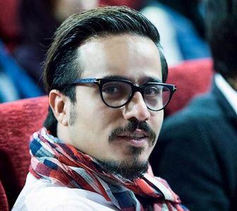 بازیگر جوان ایرانی و ماشین لاکچری اش+ عکس