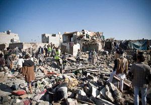 حمله موشکی مبارزان یمنی به متجاوزان سعودی