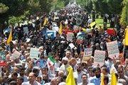 بازتاب راهپیمایی روز قدس در رسانههای جهان
