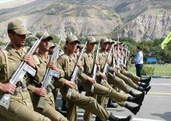 انجام تست اعتیاد از سربازان