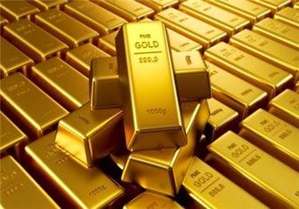قیمت طلا مانند برگ پاییز می ریزد