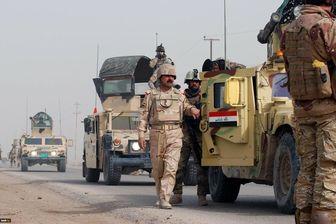 تقویت مرزهای مشترک عراق با سوریه