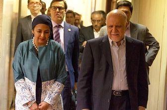 روحانی: قیمت نفت رضایتبخش نیست