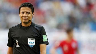 اولین نمایندۀ ایران در جام جهانی 2022