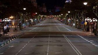 اجرای دوباره ممنوعیت تردد شبانه از فردا/ جریمه یک میلیون تومانی تردد به شهرهای قرمز ادامه دارد