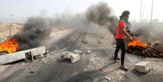 ادامه پروژه خرابکاری در اعتراضات عراق