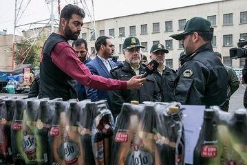 عملیات رعد پلیس پایتخت/ گزارش تصویری