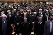 مراسم گرامیداشت دهمین سالگرد شهادت عماد مغنیه/ گزارش تصویری