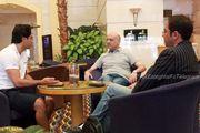 جلسه فتحی با مجیدی در اردوی استقلال