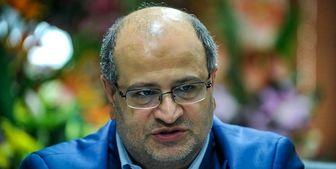 میزان مرگ و میر در استان تهران