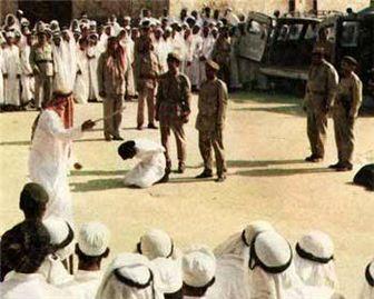 گردن زدن زن دعانویس عربستانی + عکس
