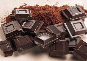 پیشگیری از دیابت با خوردن شکلات