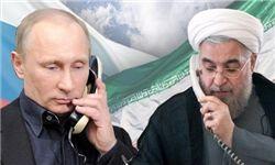رایزنی تلفنی روحانی و پوتین در باره منطقه و تروریسم