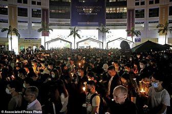 تشدید تنش ها در هنگ کنگ