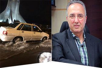 تدابیر شهرداری تهران برای رفع مشکل آبگرفتگی میدان آزادی