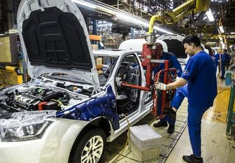 جدیدترین آمار تولید خودرو