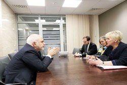 محور گفتگوی ظریف با همتای سوئدی