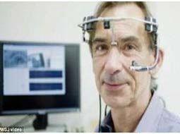 دستگاهی که حرکات چشم را به نوشته تبدیل میکند