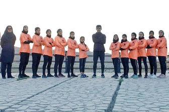 اجرای گروه دختران ستاره هشتم در نیمه نهایی عصر جدید+فیلم