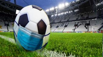 ۳۷ گل حاصل رعایت فاصله گذاری اجتماعی در یک مسابقه فوتبال