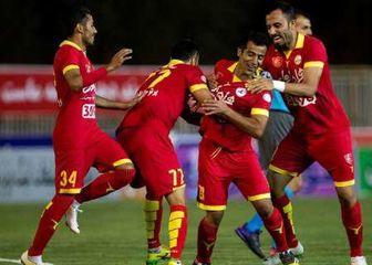 صعود جنجالی نفت تهران به فینال جام حذفی؛باران کارت قرمز در نقش جهان