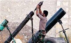 حمله خمپارهای به کاروان زائران