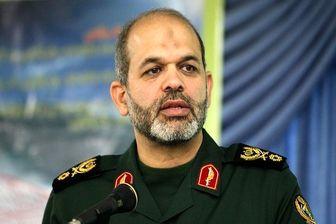 سردار وحیدی: انقلاب اسلامی قویتر از هر زمان دیگری است