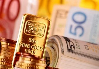 کاهش قیمت طلا بهدنبال انتشار آمار اقتصادی آمریکا