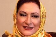 تیپ چرمی مریم امیرجلالی در کنار دوست شیرازی اش /عکس