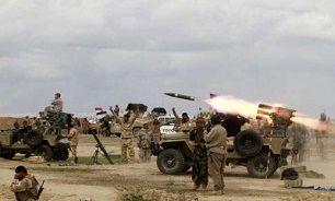 تسلط نیروهای عراقی بر منطقهای در غرب رمادی