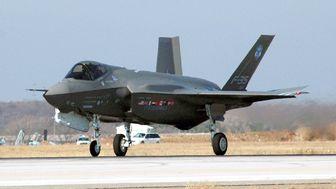 آزمایش هواپیمای «اف-۳۵ اِی» حامل بمب هستهای در آمریکا